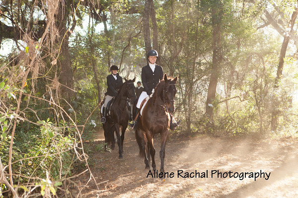 2016 Opening Meet - MMH at Perry Plantation