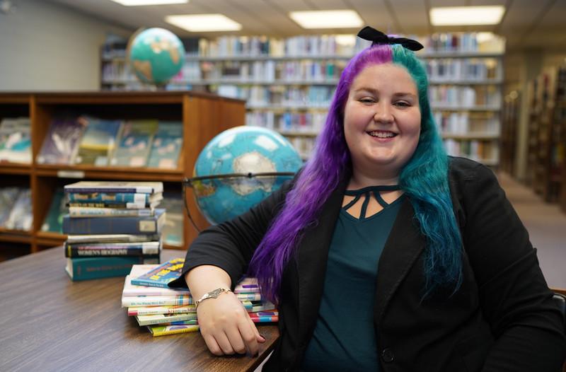 2019 Summer Scholar - Nola Webb