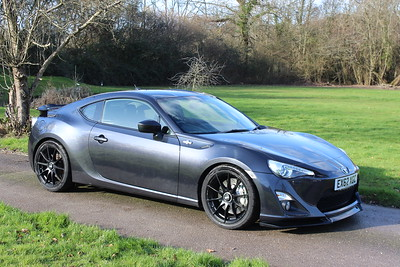 Toyota GT86 Supercharged