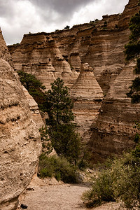 New Mexico - Tent  Rocks