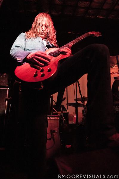 Earl Greyhound perform on May 14, 2010 at Crowbar in Ybor City, Tampa, Florida