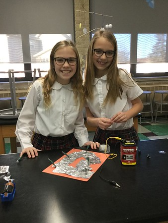 Fifth Grade Circuits Lab