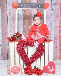 Giana Valentine's Day 2020