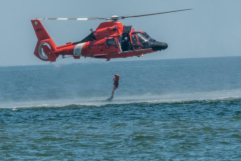 "Coast Guard HH-60 ""Dauphine"" SAR  ( Search and Rescue)"