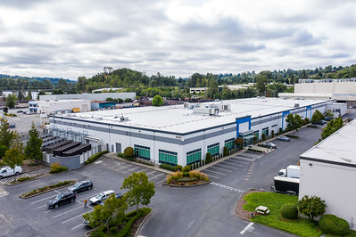 Sabey Data Center in Seattle, WA.