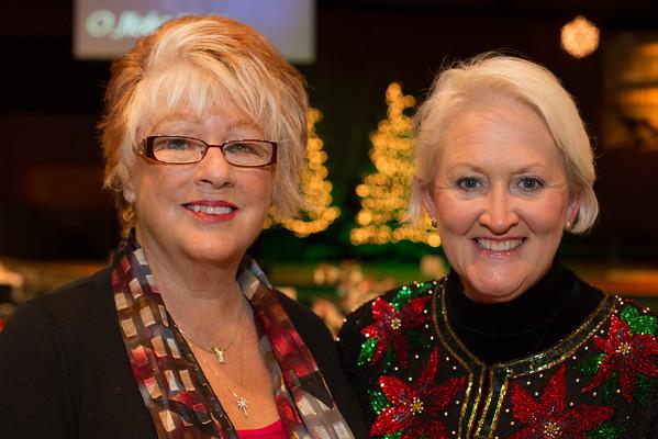 2014 Advent Kathy & Sandi
