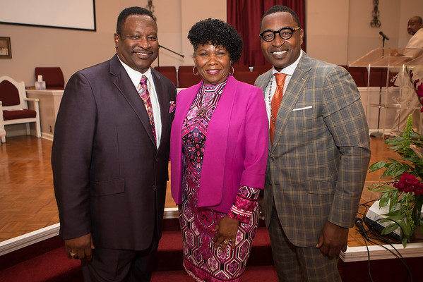 TOP Pastor & Wife 10th Anniversary