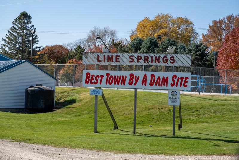 Lime Springs