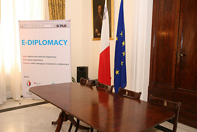 Conference on E-diplomacy