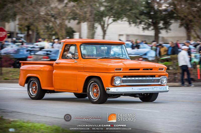 2019 01 Jax Car Culture - Cars and Coffee 017A - Deremer Studios LLC