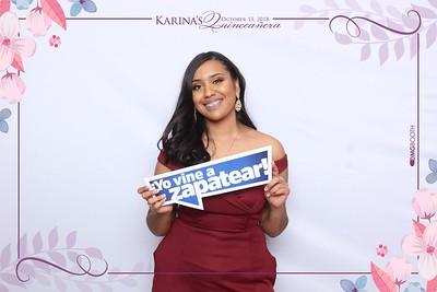 2018.10.13 Karina's Quinceañera