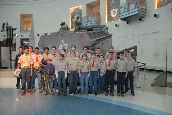 1.11.14 Marine Museum Trip
