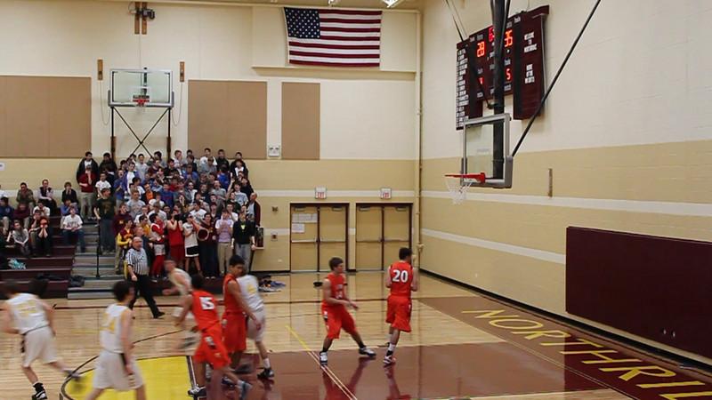 Basketball Score Foul James Stoll 2.MOV