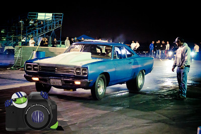 Blue Roadrunner