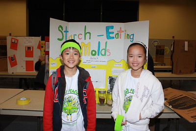 Carver Science Fair Answers Questions