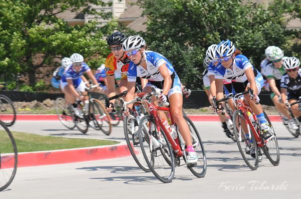 Texas Skill Based Criterium Championships - Women 1&2/3