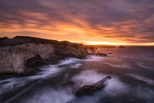 Santa Cruz Sunrise (2018-12-16)