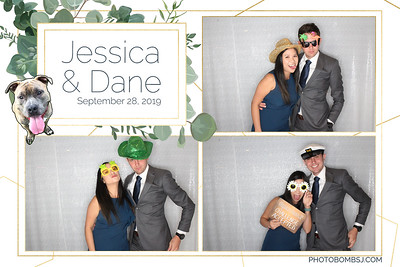 Jessica & Dane's Wedding