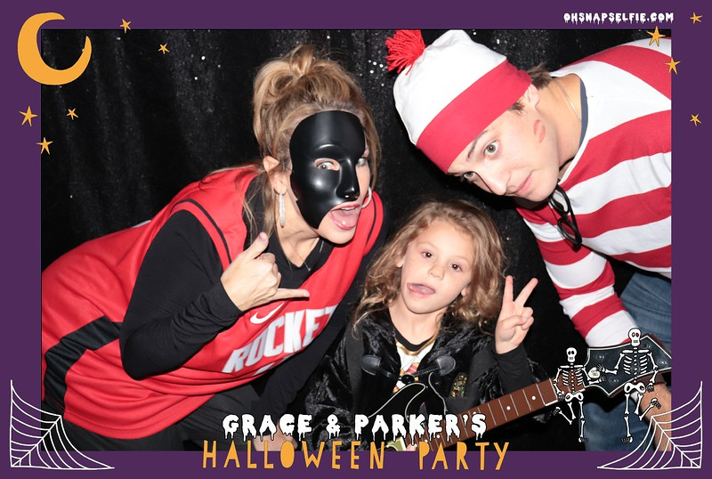 102519 -  Graces Halloween Party