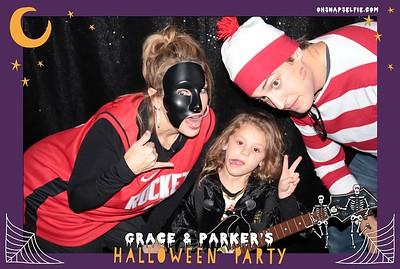 102519 -  Graces Halloween Party