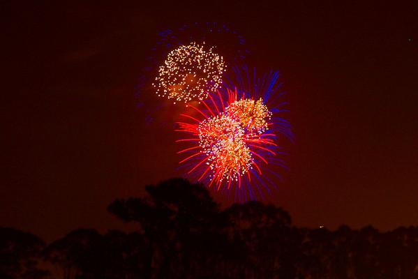 July 4, 2007 Fireworks