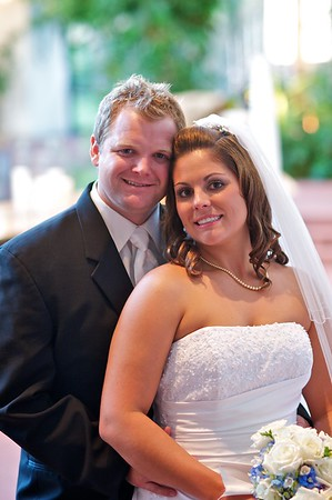 Trevor and Kristy Wedding
