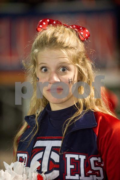 Pics of Cheerleaders/Danceteam at McDonough game