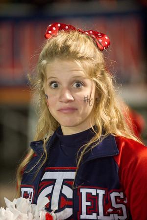 2012 Cheerleaders, Danceteam, Fans, .......