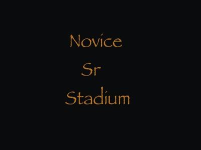 Novice Sr Stadium