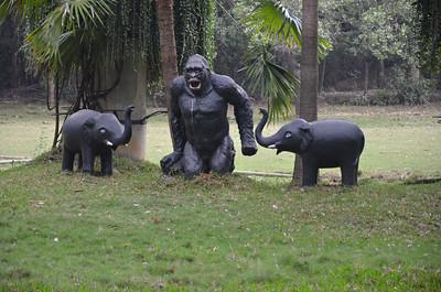 Arignar Anna Zoological Park - Vandalur Zoo - Chennai - Part 1
