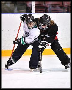 Ottawa vs London Ringette - Jan 2011