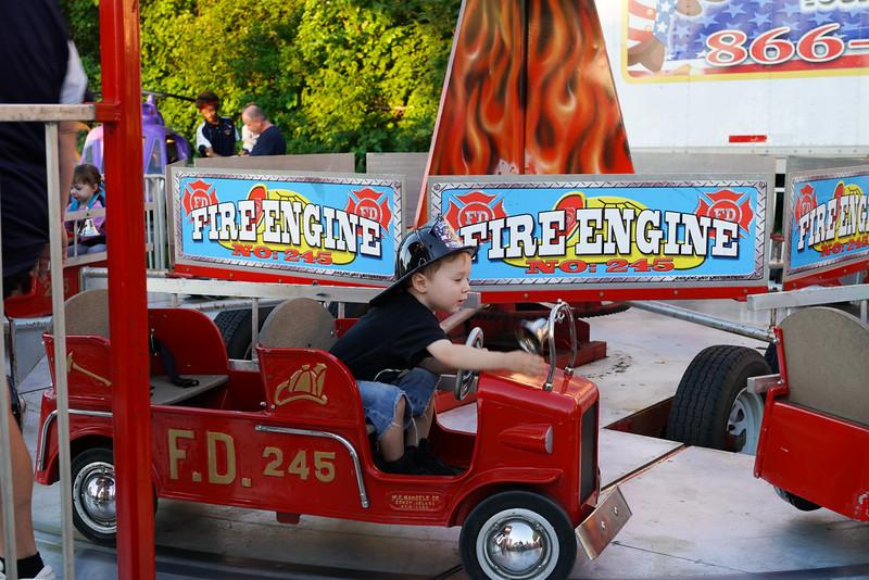 Yorktown Fireman Carnival