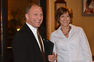 Michels Election Night Party, April 9, 2013
