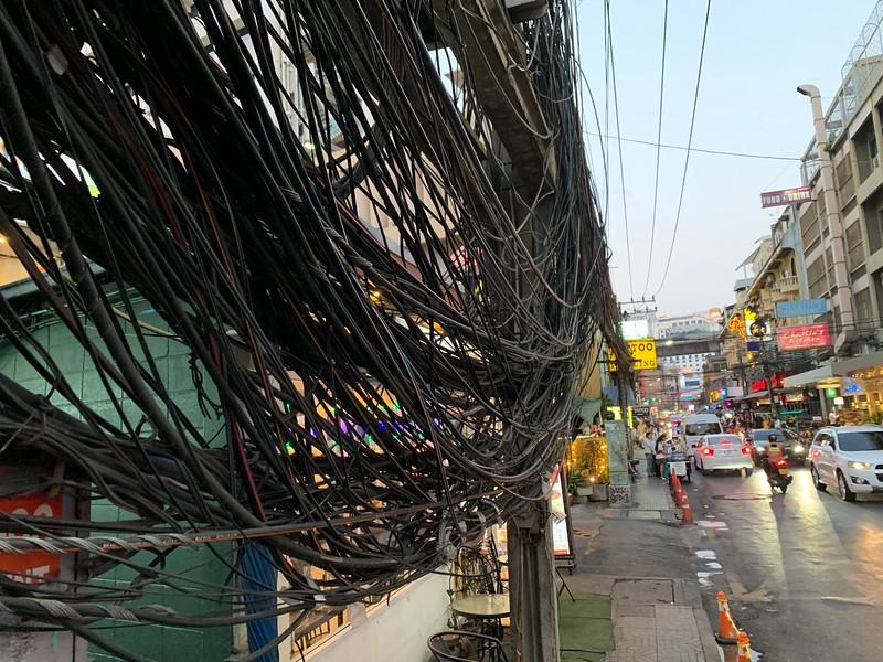 Bangkok wiring