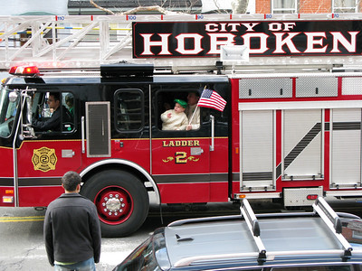 Hoboken St. Patrick's Day Parade 2008