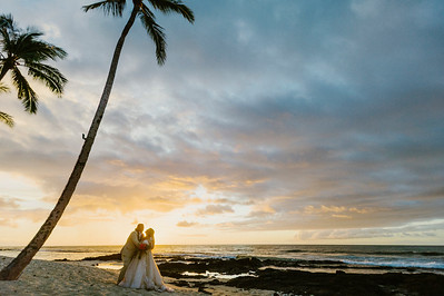 Tiffany and Grant // Four Seasons Hualalai