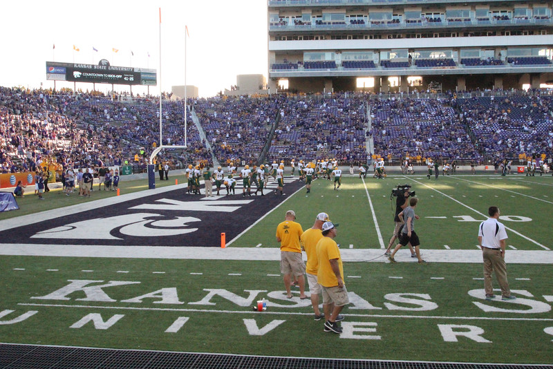 2013 Bison Football - Kansas State 018.JPG