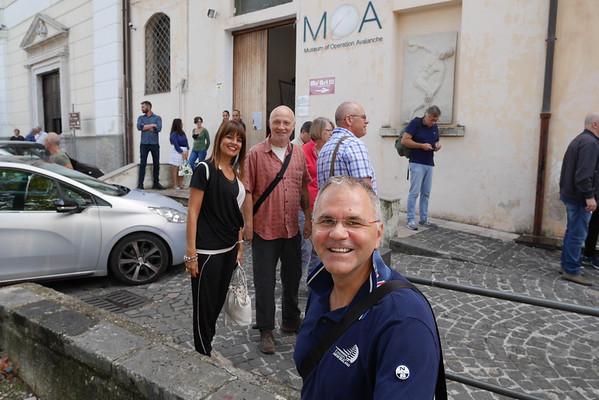 Salerno and Anzio