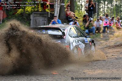 29.-31.07.2010 Neste Oil Rally Finland, Jyväskylä