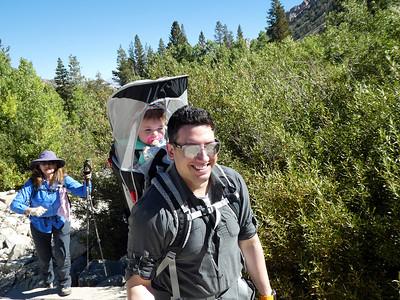 Hike 2 - Blue Lake