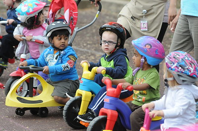 15th annual Chesterbrook Academy Trike-A-Thon