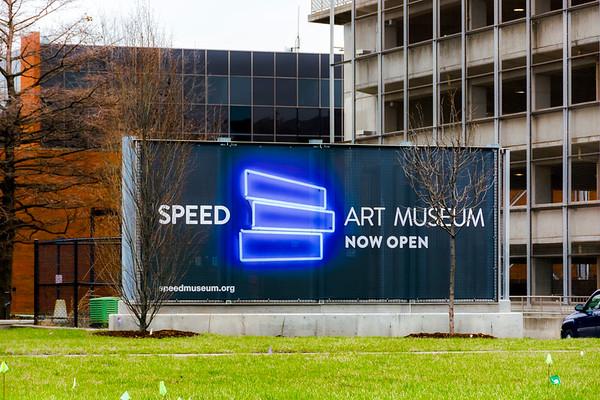 Speed Art Museum  - Grand Re-Opening 2016