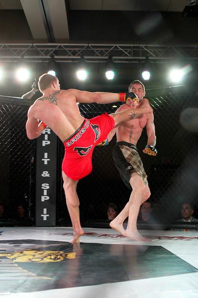 Matt Beckerson vs Seth Clemens