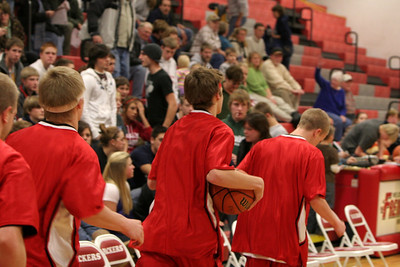 Boys Varsity Basketball - 1/20/2009 Fruitport