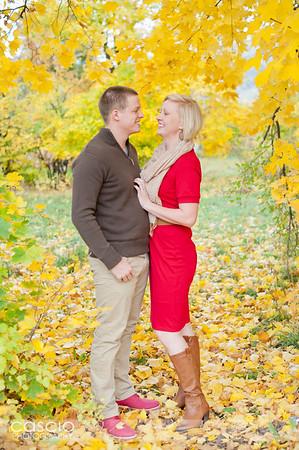 Paige & Quinn Engagements