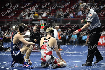 State Wrestling 1A: Consolations