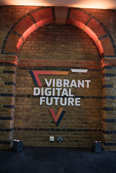 Vibrant Digital Future Show