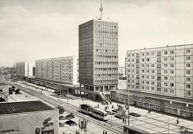 Magdeburg, Karl-Marx-Straße