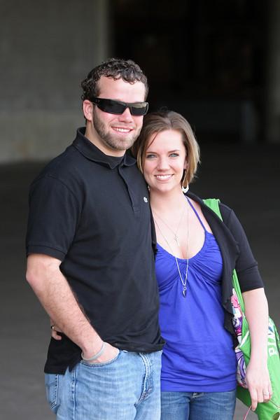 Vicki & Ian -- April 5, 2012