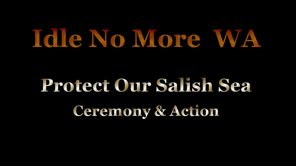 Idle No More Salish Sea